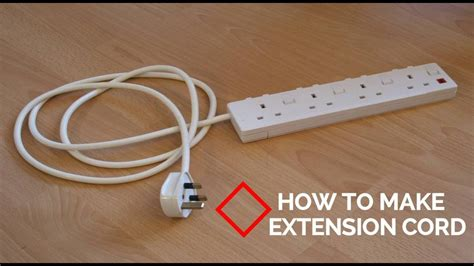 wiring end on extension cord wiring diagram schemes