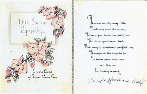 how to write a sympathy letter thank you sympathy letter
