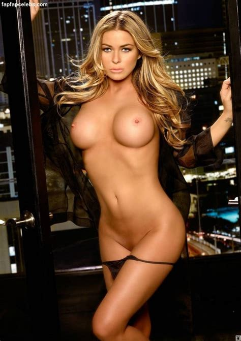 Carmen Electra Nude Photos Celebrity Leaked Pictures