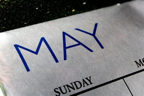 may 2014 calendar of events