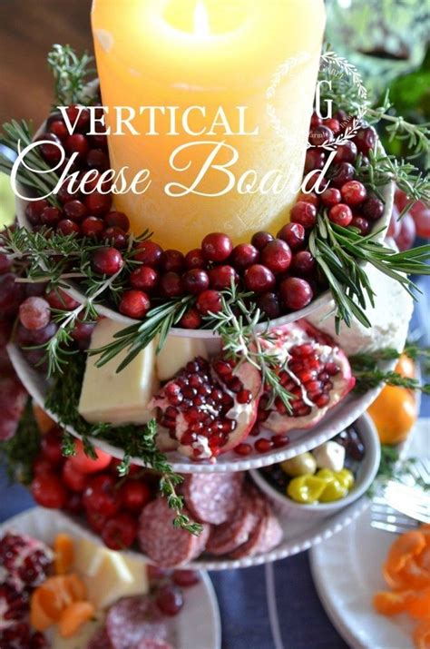 vertical cheese board holiday appetizers wine cheese party christmas appetizers