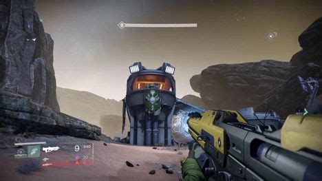 Master Chief Turns Into Mimobot by Easter Eggs Destiny Wiki Guide Ign