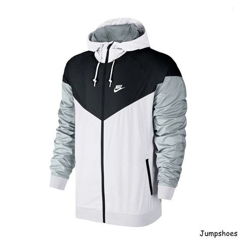 Jaket Hoodie Sweater Nike Air Kombinasi 1 nike air windbreaker jacket white black grey new 727324