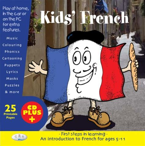 kids french first steps down on the farm crs publishing anglais cd 01 07 2009 book ebay