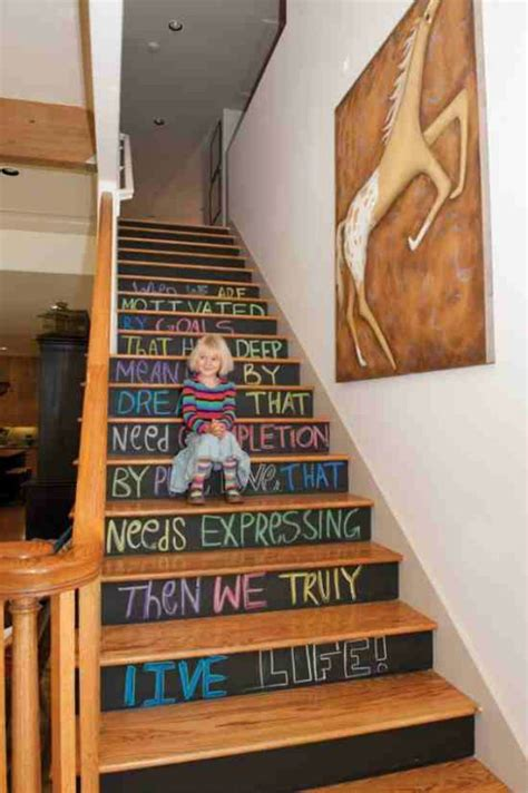 diy chalk paint steps 1000 ideas about staircase painting on stairs