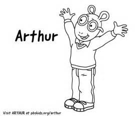 arthur coloring pages arthur print coloring pages pbs