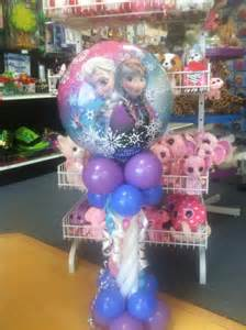 frozen table centerpieces frozen centerpiece ideas nwiballoons