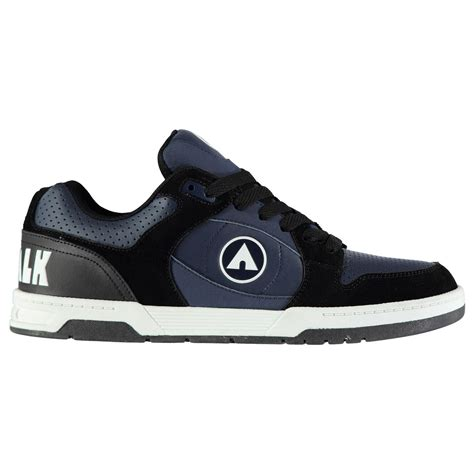 Air Walk Original airwalk mens throttle skate shoes lace up ebay