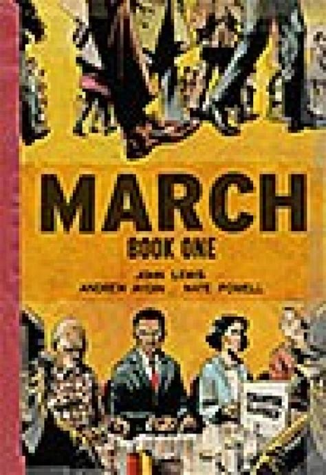 march book one when lewis met martin luther king the graphic novel