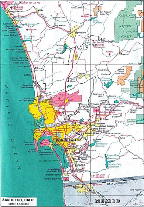 maps san diego large san diego maps for free and print high resolution and detailed maps