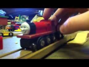 brio thomas the tank engine and friends brio thomas and friends discussion james youtube