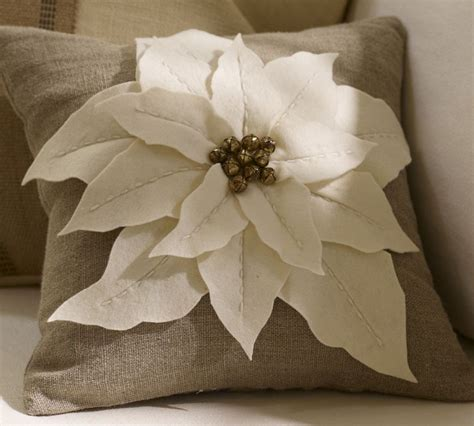 How Much Do Pillows Cost by All Things Homie Pb Poinsettia Pillow Knock
