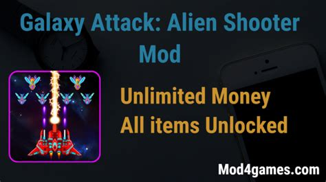 game mod for galaxy y galaxy attack unlimited money game mod apk free archives