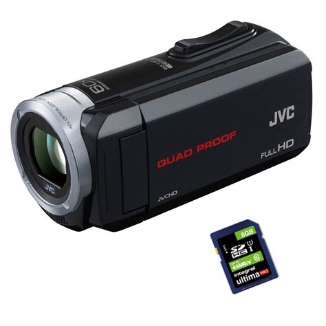 Lu Projector R15 Jvc Gz R15 Noir Carte Sd 8 Go 233 Scope Num 233 Rique Jvc Sur Ldlc