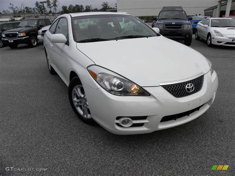 Solara Toyota 2007 Toyota Solara Ii Coupe Pictures Information And