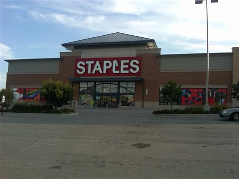 staples closed office equipment 190 s mannheim rd