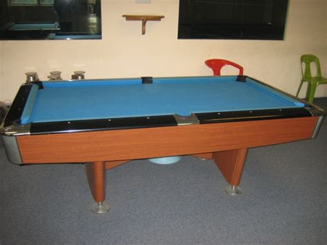 used pool tables picture 1 2 3