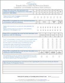 customer survey template cardiac customer satisfaction survey 183 remark software