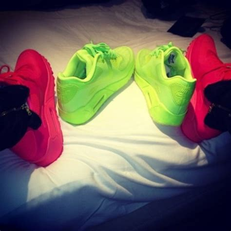 bright colored nike shoes shoes workout air max bright colored bright colours