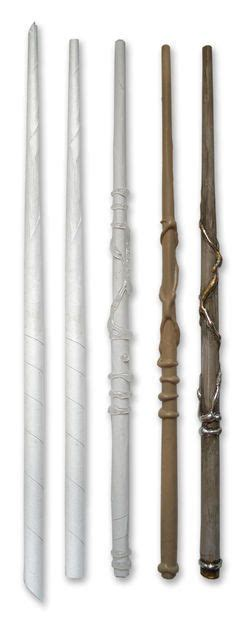 How To Make A Paper Harry Potter Wand - wizard wands
