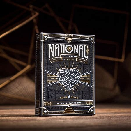 National Gift Card - national playing cards deck