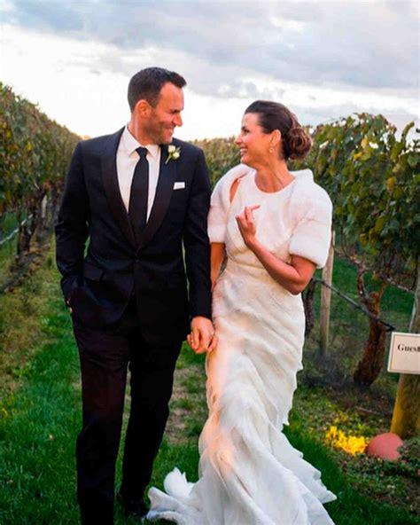 Bridget Moynahan Runs To Martha Popbytes by The Best Wedding Moments Of 2015 Martha