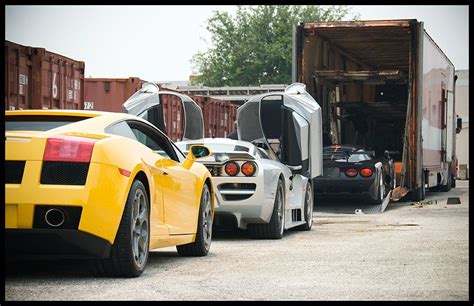 offer vehicle shipping services  uk