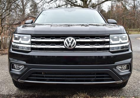 Vw Atlas Review by 2018 Volkswagen Atlas V6 Sel Premium Review Bigger Is