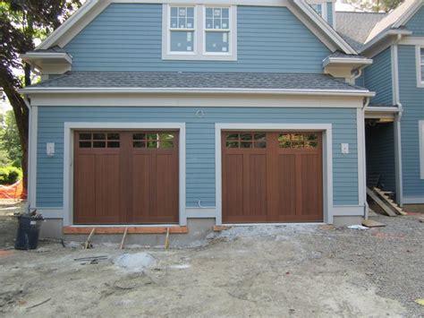 41 Best Images About Wood Carriage House Garage Doors On Overhead Door Styles