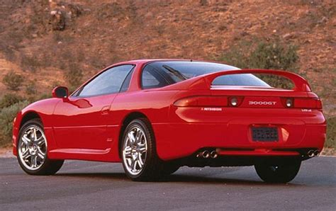 mitsubishi 3000gt 1998 mitsubishi 3000gt information and photos zombiedrive
