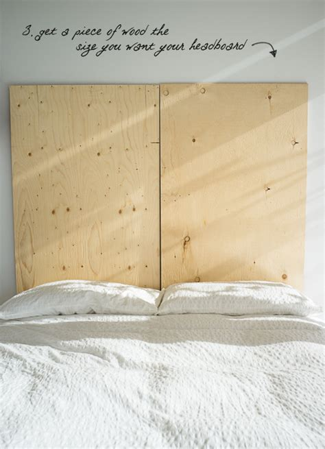 making a bed headboard diy book headboard design every day