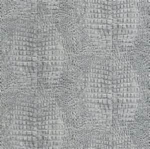 Awesome Papier Peint Chambre Fille Leroy Merlin #11: Papier-peint-decore-intisse-croco-argent-53364.jpg