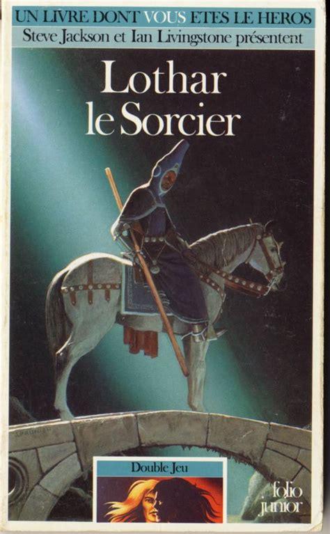 Item Lothar Le Sorcier Demian S Gamebook Web Page