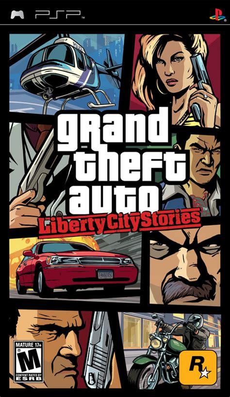 psp themes gta liberty city stories grand theft auto liberty city stories playstation