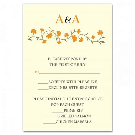 rsvp wedding invitation wording wedding wording and card etiquette
