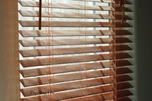Wooden Blinds Pressing On How To Easily Clean Wood And Faux Wood Blinds