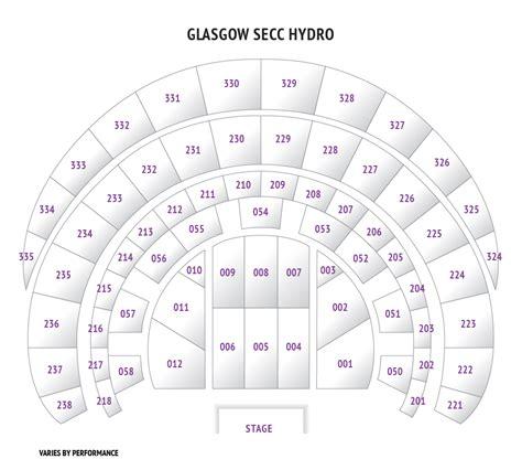 secc floor plan secc seating plan images