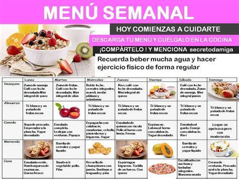 vietas para una crisis dietas para adelgazar men 218 semanal octubre 4 secretodamiga