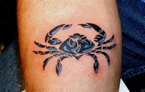cancer tribal tattoo 100 s of cancer design ideas pictures gallery
