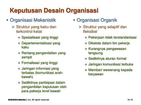 desain dan struktur organisasi ppt desain organisasi rumah zee