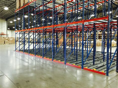 Racking Systems by Pallet Flow Rack