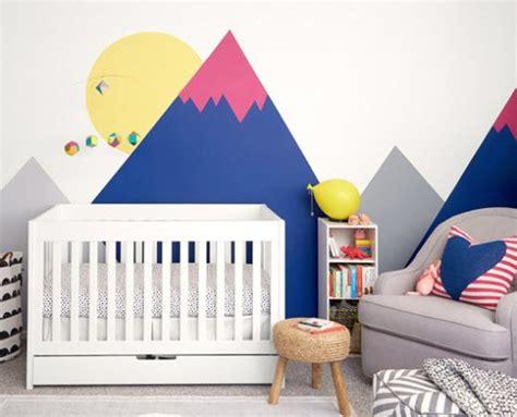Ordinaire Stickers Muraux Chambre Bebe #5: theme-montagne-chambre-bebe.jpg