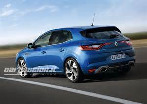 Renault Megaine All New 2016 Renault Megane Revealed In Official Photos