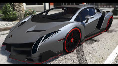 lamborghini veneno 2013 lamborghini veneno hq add on dials gta5 mods com