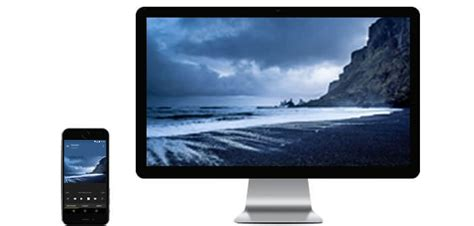 free mobile television projeter l 233 cran de mobile sur la freebox tv