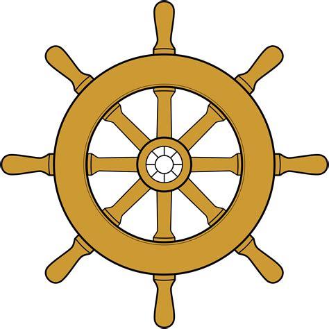 boat steering wheel logo pics for gt ship logo png
