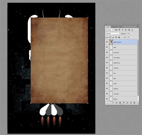 tutorial after effect cs2 photoshop tutorial handmade textures and shading effects