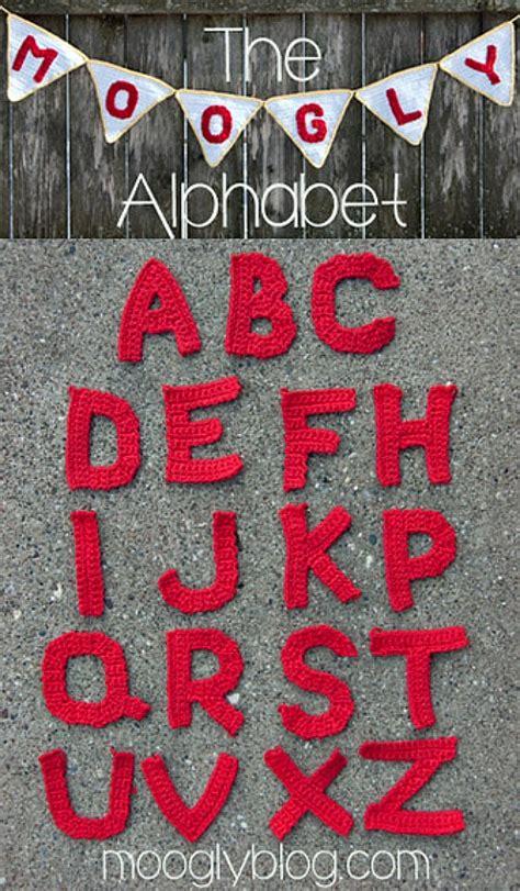 pattern crochet alphabet crochet alphabet patterns free images frompo 1