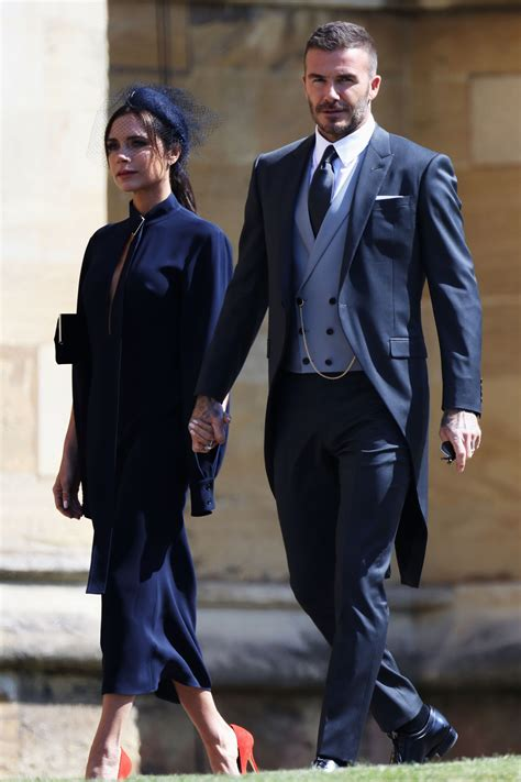 See Hear Beckham On Being A Prince by The Royal Wedding S Best Dressed Guests See And Shop