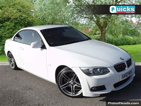 bmw 3 series m sport 2010 used 2010 bmw 3 series 325i m sport 2dr step auto for sale